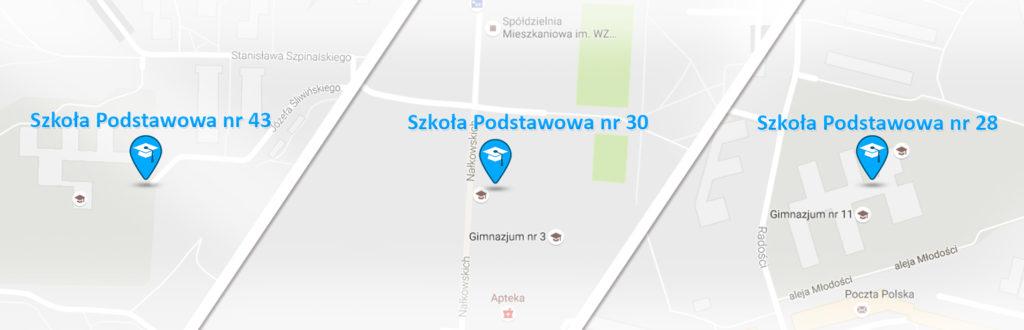 Szkoły Podstawowe - Lublin