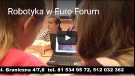 Robotyka z Euro-Forum