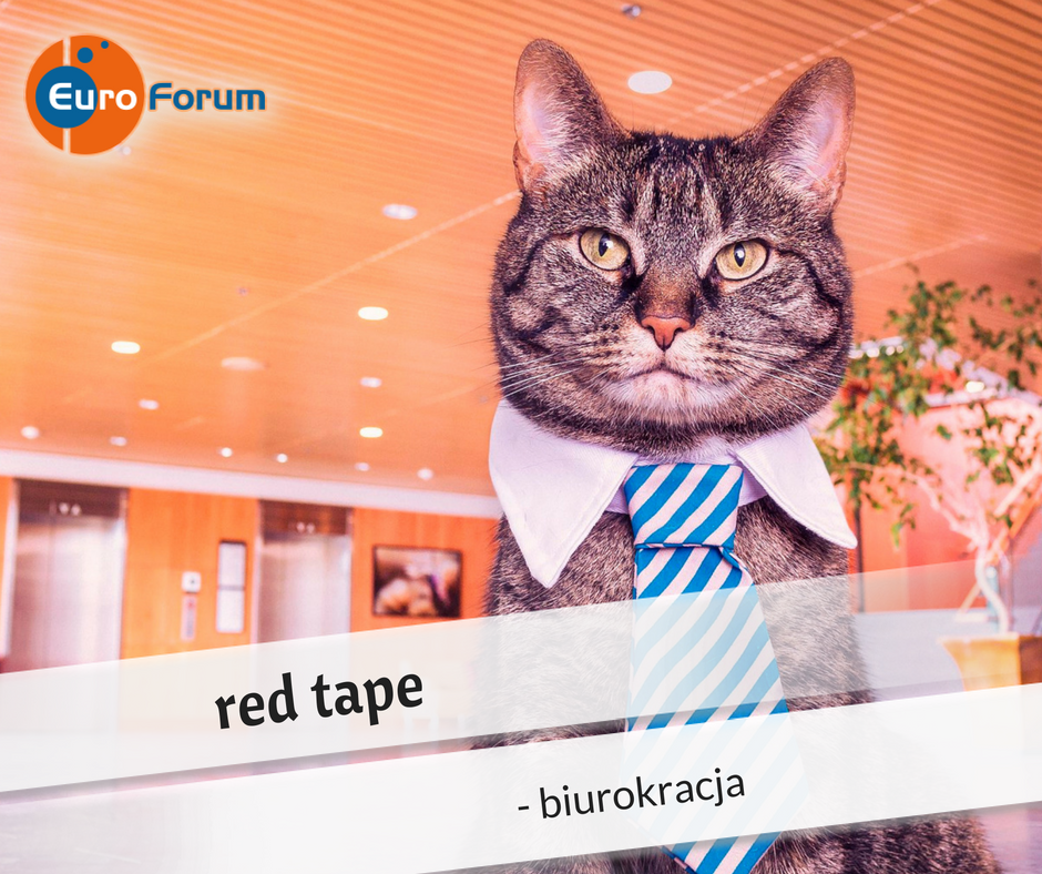 Euro-Forum Idiom - Red tape