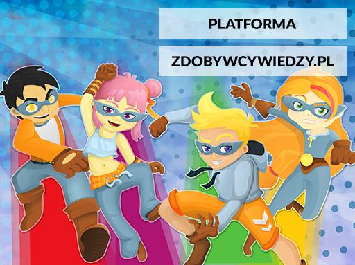 Platforma edukacyjna ZdobywcyWiedzy.pl